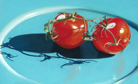 The Tale Of Two Tomatoes